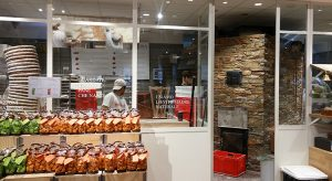 Eataly Triest mit eigener Bäckerei (F: Reisekompass)