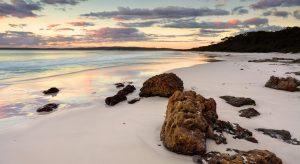 Hyams Beach Australien (Bigstock / lovleah)