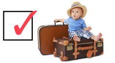 checklisten für den urlaub (Bigstock / Yastremska)