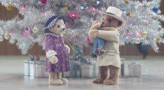 Die Bären im neuen TV-Spot von Heathrow (F: beigestellt - London Heathrow)