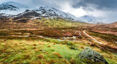 Außergewöhnlich schön präsentiert sich die schottische Natur im Winter. (F: Bigstockphoto.com/Shaiith)
