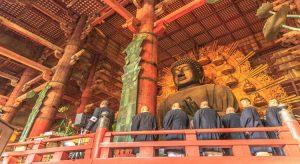 Traditionelle Zeremonien lassen sich im Shojoshin-in-Tempel ebenfalls erleben. (F.: Bigstockphoto.com/bennymarty)
