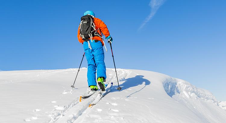 Skitouren (F: Bigstock / Gorilla)