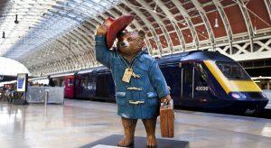 Paddington Station, London (F: Bigstock / chrisd2105)