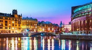 Altstadt von Stockholm im Winter (F: Bigstock / Scanrail)