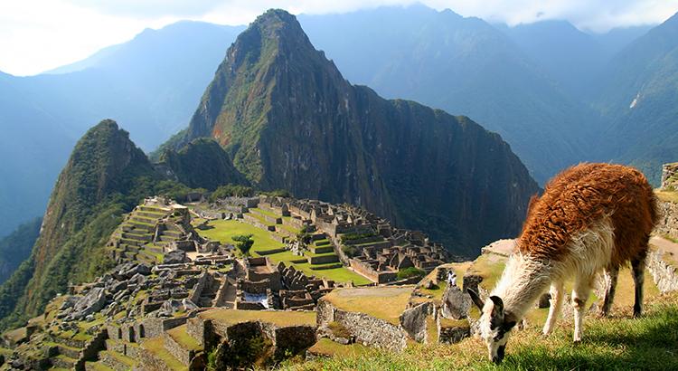 Machu Picchu (F: Bigstock /Pav-Pro-Photography)