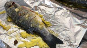 Fisch für den Griller - frisch vom kleinen Fischmarkt in Medulin (F: Reisekompass)