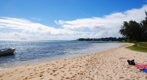 Mauritius_© Reisekompass_Strand mit Boot3