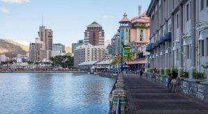 Port Louis, Hauptstadt von Mauritius