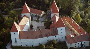 Schloss Orth und Schlossinsel im Nationalpark Donau-Auen (Foto beigestellt © Nationalpark Donau-Auen)