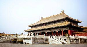 Verbotene Stadt in Peking (F: Pixabay Nomao)