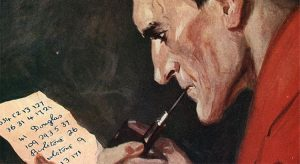 Escape Game Sherlockd in Wien Sherlock Holmes Reisekompass