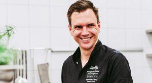 Sebastian Weigl, Restaurant-Chef im Kempinski Berchtesgaden (Foto beigestellt)