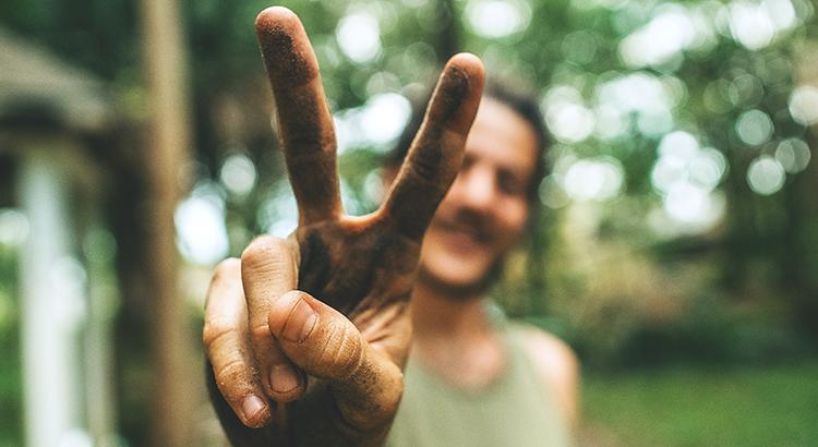 Finger ausgestreckt kleiner und zeigefinger Was bedeutet