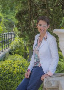 Bettina Tiefenbacher, Direktorin des Kvarner Palace (F.: Petr Blaha)