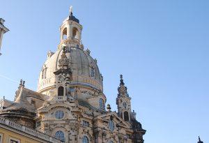 Frauenkirche in Dresden (@ Reisekompass)