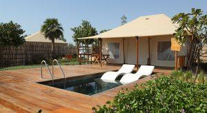 Bab Al Nojoum auf Hudyariyat Island bei Abu Dhabi (© Modon Properties, beigestellt)