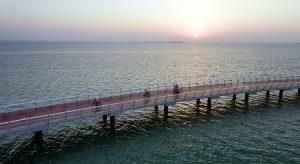 Bikepark auf Hudayriyat Island bei Abu Dhabi (© Modon Properties, beigestellt)