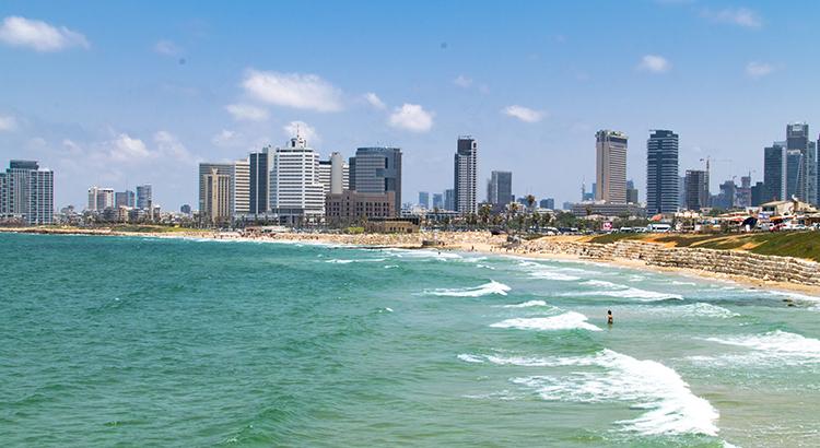 Tel Aviv (Foto: Benjamin Rascoe via unsplash.com)