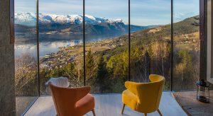 Engeset-Baumhaus am Nordfjord (Foto: Engeset, beigestellt)