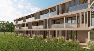 Das Quellenhotel Heiltherme bekommt eine neue Fassade (Foto: beigestellt)