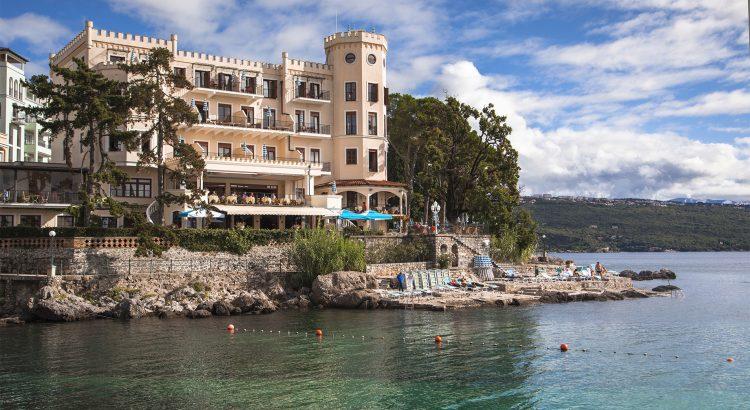 Hotel Miramar in Opatija: Am 12. Mai geht es los (Foto: beigestellt)