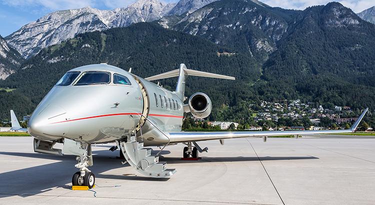 Challenger350 von VistaJet (Foto beigestellt) Reisekompass