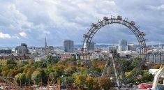 Wien Riesenrad (Bild Pixabay)