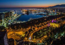 Málaga AUA Reisekompass
