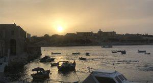Blick vom Lokal Cockneys in Valletta (© Reisekompass)
