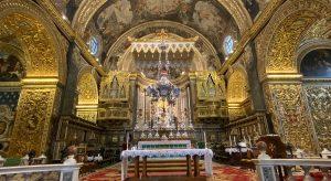 St Johns Co Cathedral in Valletta (Bild © Reisekompass)