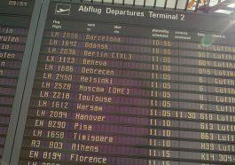 Europa Tourismus Flugreisen Reisekompass