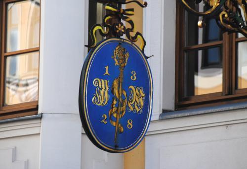 Schild in der Dresdner Innenstadt © Reisekompass